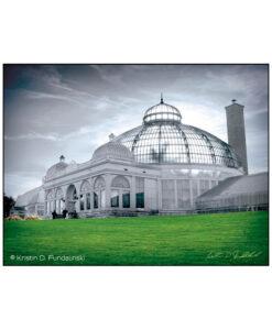Kristin D. Fundalinski - Botanical Gardens
