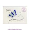 KFundalinski Pebble Art Butterfly (Blue)